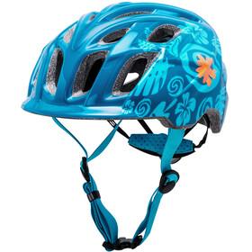 Kali Chakra casco per bici Bambino blu